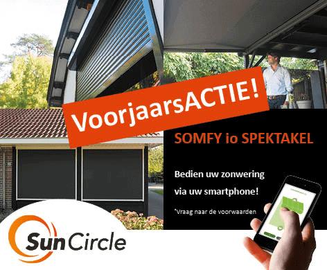 Voorjaarsactie SunCircle