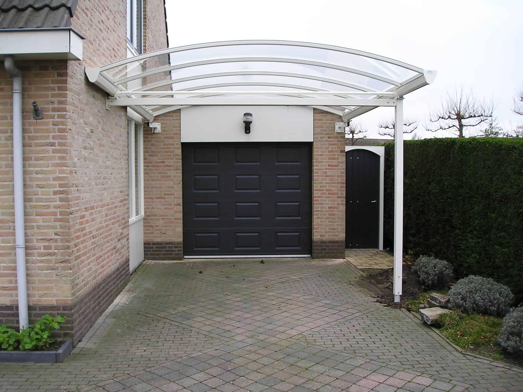 Aluminium carport | Zonweringsbedrijf Zoetermeer