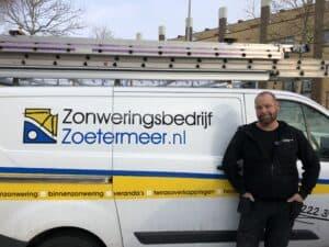 Zonweringsbedrijf Zoetermeer